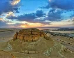 جبل المدورة بمحمية وادي الريان – السياحة في الفيوم