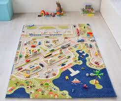 ivi interactive play rug mini city