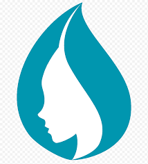hair logo beauty parlour cosmetics