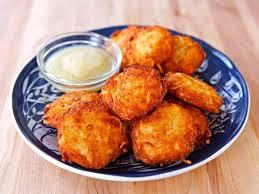 crispy panko potato latkes hanukkah