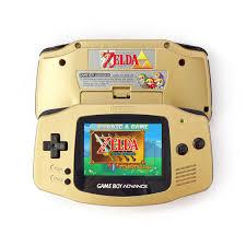 Gameboy Kingdom On Twitter Golden Zelda Gba Backlight Nintendo Game Boy Advance Custom Painting Vinyl Stickers Gameboykingdom