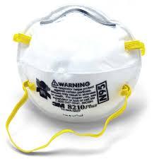 3M 8210 N95 General Use Respirator (Box ...