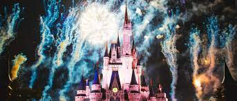 disney world vacation on the