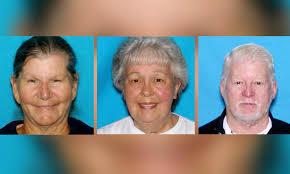 Elderly couple, neighbor missing from Riddle