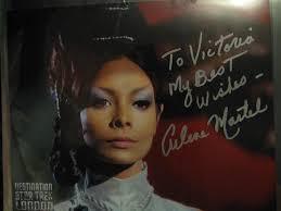 Autograph from Arlene Martel by vulcanlogin93 on DeviantArt