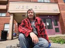 Wesley Day Centre saved my life, Hamilton man says - Flipboard