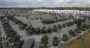 russia to auction off surplus gear at