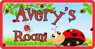 Kids Room Signs Personalized Signs Fun Sign Factory