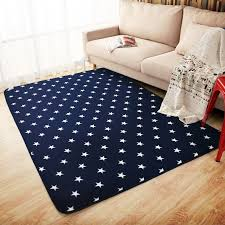 Fashion Cartoon Stars Carpets For Living Room Children Bedroom Rugs And Carpets Coffee Table Area Rug Kids Room Pla Living Room Carpet Kids Bedroom Bedroom Rug