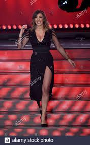 Sanremo, 70th Italian song festival 2020. Second evening. In ...