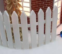 5pcs Merry Christmas Plastic Garden Fence Home Decor Happy Birthday Gift White Fence For Christmas Tree Decorations Navidad 2018 Pendant Drop Ornaments Aliexpress
