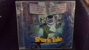 SHARK TALE soundtrack CD timberlake D12 mssy elloitt ludacris avant hans  zimmer