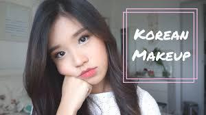 korean makeup tutorial bahasa w eng