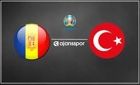 Andorra Türkiye maçı hangi kanalda saat kaçta? (TRT 1 canlı yayın)