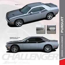 Dodge Challenger T A Stripe Kit 3m Pursuit 2011 2019 Premium And Supreme Install Speedycardecals Fast Car Decals Auto Decals Auto Stripes Vehicle Specific Graphics
