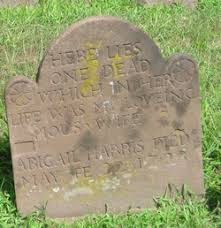 Abigail Barnes Harris (1656-1723) - Find A Grave Memorial