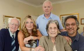 Special screening for 94-year-old Spitfire stalwart   Wiltshire Times