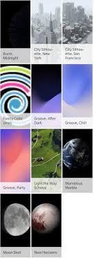 google pixel 3 live wallpapers
