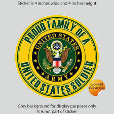 Decals Handmade Products Proud Marine Family Military United States Solider Decal