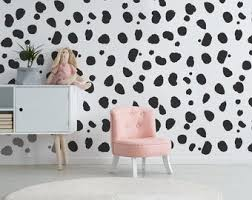 Dalmatian Wall Decal Etsy