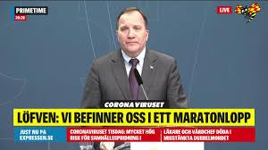 Expressen TV - JUST NU: Stefan Löfven håller pressträff om...