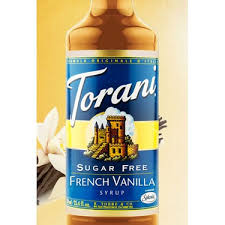 torani sugar free vanilla syrup reviews