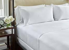 luxury hotel bedding from jw