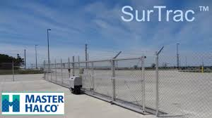 Surtrac Master Halco Aluminum Cantilever Gate System Youtube