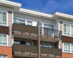 3 Ft Tall Custom Length Mocha Privacy Screen Patio Balcony Fence By Alion Home C Ebay