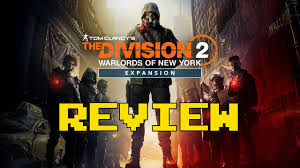 Division 2 Warlords of New York Review ...