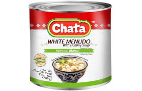 CHATA White Menudo with Hominy ...
