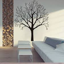 Black Tree Removable Decal Room Wall Sticker Vinyl Art Hot Diy Decor Home Family For Sale Online Ebay