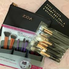 bn makeup tools bundle zoeva rose
