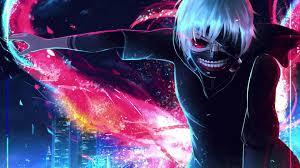 tokyo ghoul anime live wallpaper