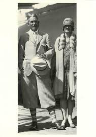 Zane Grey American Author and Mildred Smith in New Zealand Modern ...