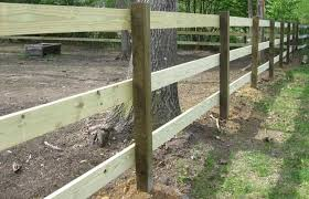 Fence Calculator Estimate Wood Fencing Materials And Post Centers Fencing Material Split Rail Fence Rail Fence