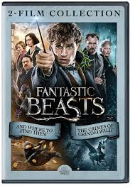 Amazon.com: Fantastic Beasts 1&2 Col. (2PK) (DVD): Various, Various: Movies  & TV