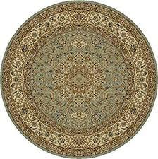 7 feet 8 inches diameter round area rug