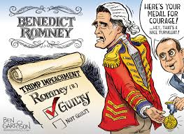 Image result for traitor romney