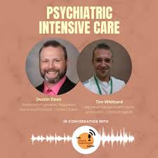 ft.Dustin Dean & Tim whittard | Psychiatric Intensive Care | Part1/2 |  hashoutwithhana by The Hana Farooqui Show • A podcast on Anchor