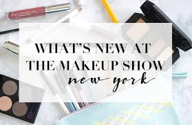 what s new at the makeup show nyc