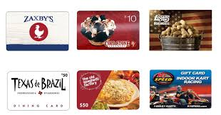 save 20 off select gift cards