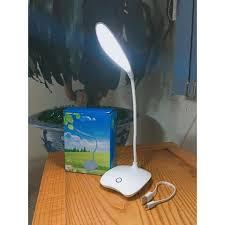 Đèn học led chống cận thị để bàn cảm ứng 3 chế độ sáng có tích điện giảm  chỉ còn 89,000 đ