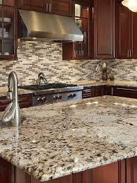 mixed kitchen backsplash tile