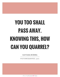 this too shall pass away quotes