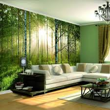 tranquil forest 003 giant wall mural