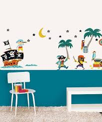 Nouvelles Images Pirate Wall Decal Set Best Price And Reviews Zulily