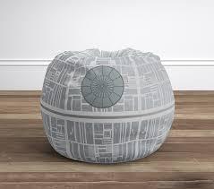Star Wars Death Star Anywhere Beanbag Kids Bean Bag Chairs Pottery Barn Kids