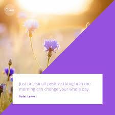 ucapan selamat pagi paling bijak dengan gambar canva