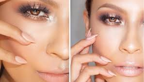 how to create the halo eye makeup look